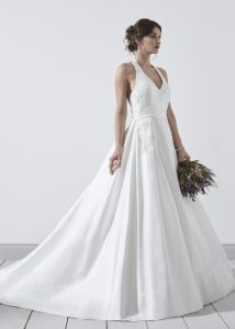 jennifer wren bridal, wedding dress bridal gown