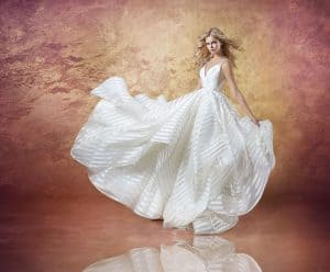 bridal gown decklyn by Hayley Paige