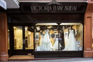 Victoria Elaine Bridal, Maidstone, sells bridal gowns