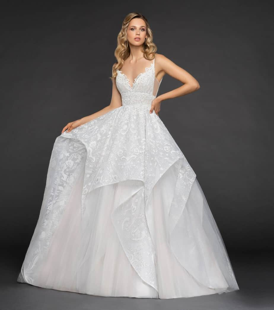 Markle bridal gown