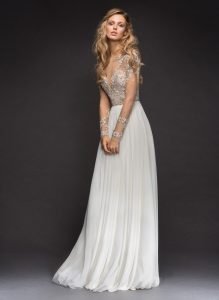 Pascal Bridal gown