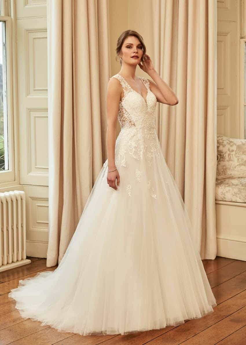 9301 wedding dress