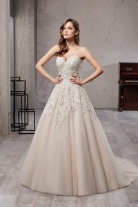 CT219 Eddy K dress that will be in trunk show