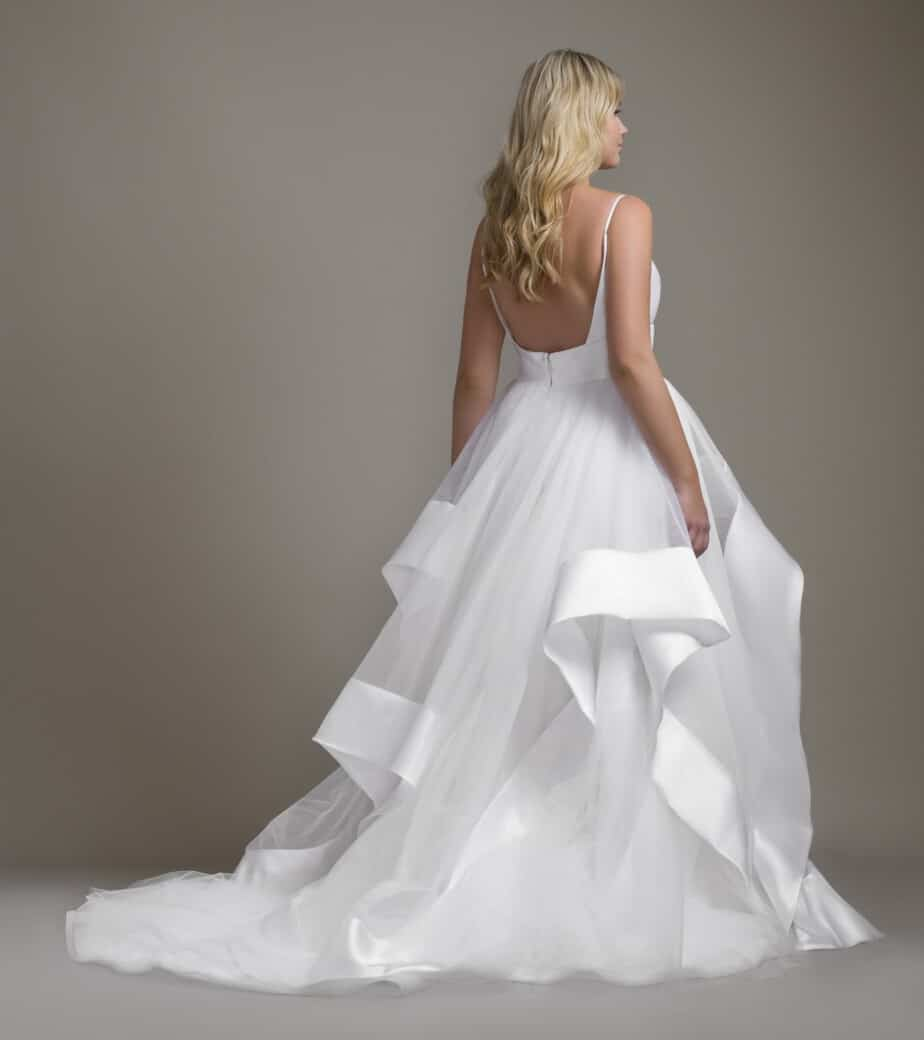 Which Bridal Gown Would Suit My Body Shape? : Victoria
