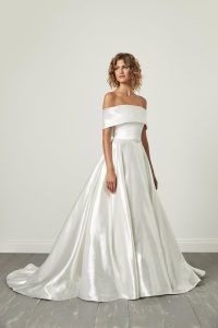 PC8916 bridal gown by Phil Collins Bridal