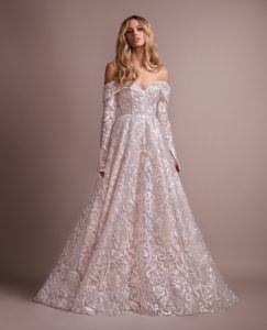 hayley paige wedding dress trunk show