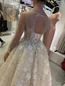 wedding dress victoria elaine bridal