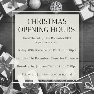 opening hours victoria elaine bridal