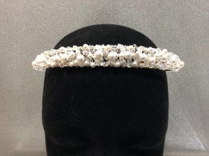 bridal hair accessories, arianna tiaras, wedding dress  shop maidstone, victoria elaine bridal