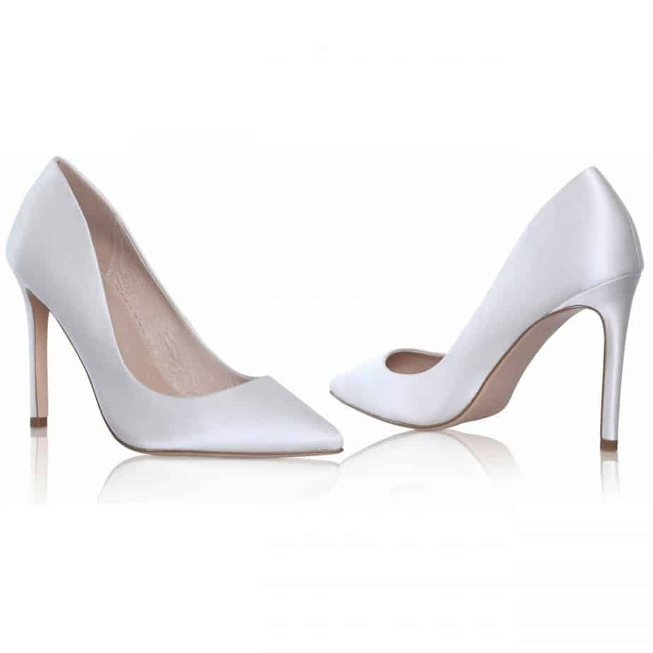 wedding shoes victoria elaine bridal