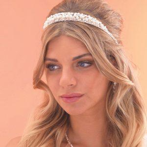 bridal hair accessory, arianna tiaras, bridal shop maidstone