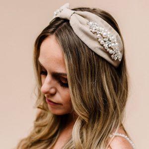 Rosalie bridal hair accessory