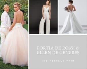 celebrity weddings, lgbtq wedding, wedding dresses maidstone, bridalwear, weddingdress shop maidstone