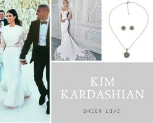 celebrity wedding, bridal shop maidstone, weddingdress shop maidstone, ellis bridals, kim kardashian, kanye west
