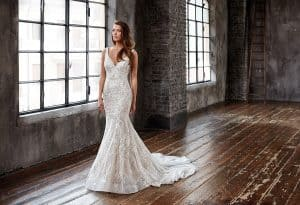 destination wedding dress by eddy k couture