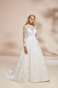 eddy k bridal dress
