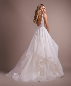 destination wedding dress at victoria elaine bridal